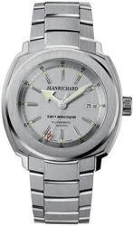 JeanRichard Men's Terrascope Automatic Watch