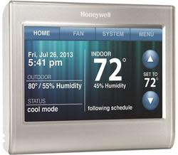 Honeywell WiFi Smart Thermostat w/ Smart Plug $151