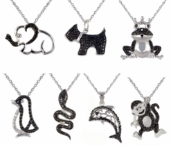 Refael Collection Animal Necklace for $7