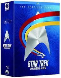Star Trek: The Original Series on Blu-ray for $36
