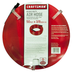 Craftsman Workforce Series PVC 50ft Air Hose $10