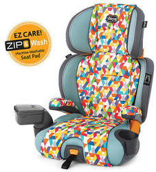 Chicco KidFit Zip 2-in-1 Booster Seat for $70
