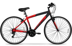 Hyper Bicycles Men's SpinFit 700c Hybrid Bike