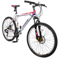 "Merax Men's Finiss 26"" 21 Speed Mountain Bike $230"