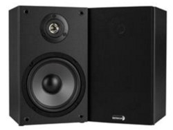 "2 Dayton Audio 6-1/2"" Bookshelf Speakers for $30"