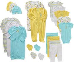 Garanimals 21-Piece Layette Baby Gift Set