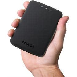 Toshiba 1TB Wireless Portable Hard Drive for $50