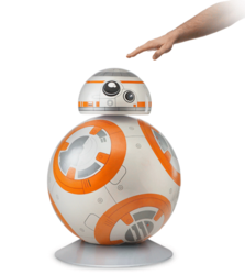Star Wars BB-8 Life-Size LED Floor Lamp for $150