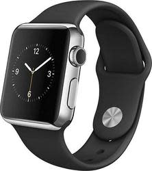 Apple 38mm Stainless Steel Sports Watch for $249