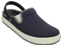 Crocs Unisex CitiLane Canvas Clogs for $25