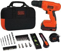 Black & Decker 20V Drill/Driver Project Kit $43