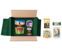 Dog Food Sample Box w/ $10 Amazon Credit