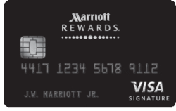 Marriott Rewards(R) Premier Credit Card