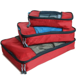 TravelWise 3-Piece Packing Cube System for $10
