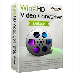 WinX HD Video Converter Deluxe for PC for free