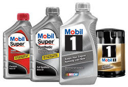 Mobil 5-Quart Motor Oil from $6