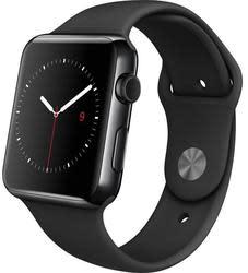 Apple Watch 42mm Steel Sport Smartwatch