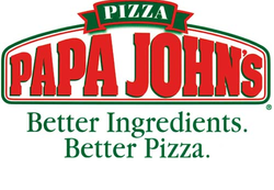 Papa John's coupon: 25% off regular-price